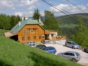 Horsk� pension ALENKA,